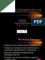 Introduction++Postgraduate+Academic+Work