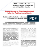 Tract Unitaire PRG 22 Mai 2014