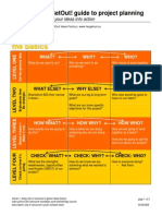 Guide to Project Planning