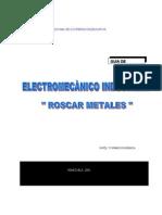 Guia Roscar Metales