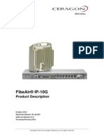 Ceragon FibeAir IP-10G Product Description