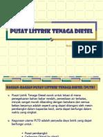 Pusat Listrik Tenaga Diesel