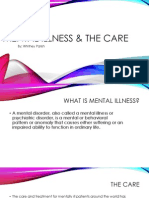 mental illness  the care 1