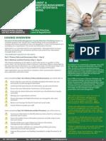 Document & Information Management, Security, Retention & Archiving 24 - 27 November 2014 Dubai, UAE