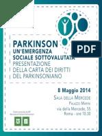 Invito Parkinson