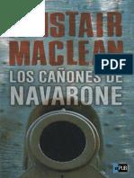 Los Canones de Navarone - Alistair MacLean