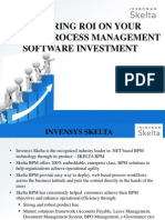 Measuring ROI on your business process management software investment