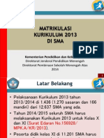 Presentasi Program Matrikulasi Kur 2013.pptx