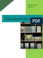 Informe Consumo Libros Colombia 2012