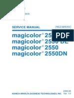 MagicColor 2530DL Service Manual