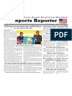 May 7 - 13, 2014 Sports Reporter