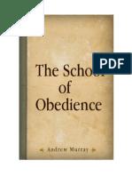 Andrew Murray - A Escola Da Obediência