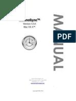 ChronoSync 4.4 Manual