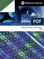 Presentation Corporate 2013