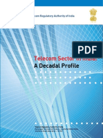 Telcom Sector in India - A Study