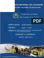 Modulono 4inteligenciapolicialymetodologiadelainvestigacion 2013 130309192046 Phpapp01