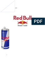 Brand Audit - Red Bull