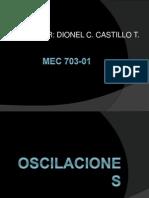 OSCILACIONES