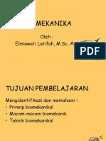 P1-BIOMEKANIKA