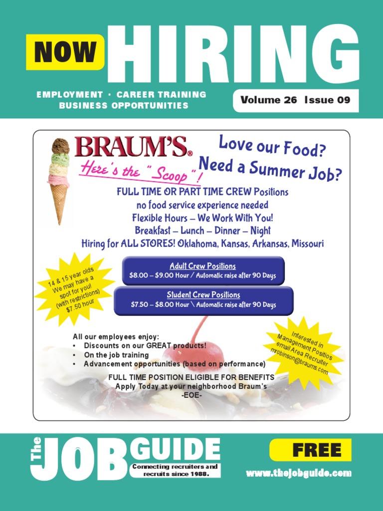 The Job Guide Volume 26 Issue 09 Employment Nursing