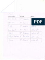 Booking Form (Scanned)