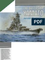 Buques de Guerra - El Yamato
