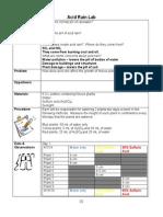 acid rain plant growth lab report s14 1