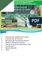 Supervision de Diseños de Mezclas de Concreto (2)