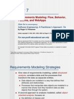 4 Requirements Modelling