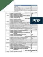 Grade - Sistemas de Informação