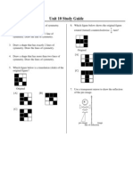 Unit 10 Study Guide