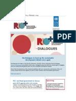 RIO+ Centre Newsletter 4 - Feb 2014