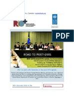 RIO+ Centre Newsletter 3 - Dec 2013
