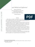 0004090v1 Pathn Integral Method and Applications