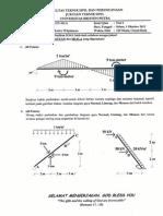 Soal Statika Teknik Sipil