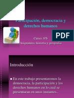 Democracia y Participación Danitza