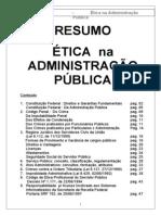 Resumo - Ética Na Administraçao Pública