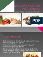 Perencanaan Makan Pada Diabetes