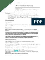 2014 -04-09. Mesa de Trabajo-núcleo Dinamizadorr-Preparatoria Bs.as. Mayo 2014