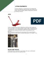 Material Handling (Full Notes)
