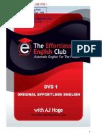 DVD1 Effort english