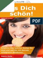 Iss Dich schön - Leseprobe