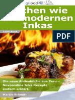 Kochen wie die modernen Inkas - Leseprobe