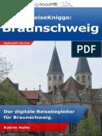 ReiseKnigge Braunschweig - Leseprobe