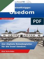 ReiseKnigge Usedom - Leseprobe
