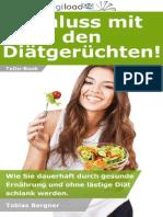 Schluss mit den Diätgerüchten! - Leseprobe
