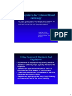 X-ray systems for Interventional radiology.pdf