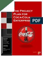 Coca Cola Project Plan