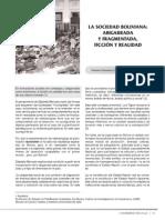 Salamanca, Rolando - Sociedad Boliviana Abigarrada