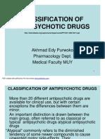 Antipsychotic Cassificatioon